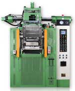 Vertical Rubber Injection Molding Machine(With Horizontal Injection Unit)