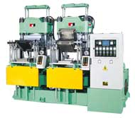Vacuum Type Compression Molding Machine(Column Type)