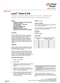 Lusin Clean G320