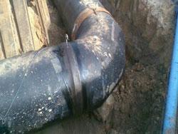 Thi công ống nước