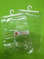 Túi PVC may mặc