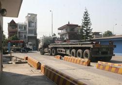 Phần mềm quản lí cân otô xe tải