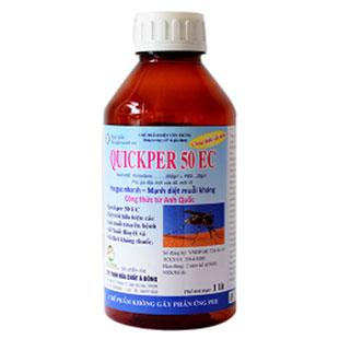 Thuốc diệt muỗi QUICKPER 50EC