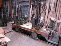 Dịch vụ gia công cắt xẻ gỗ