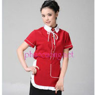 Đồng phục nhân viên nhà hàng nữ