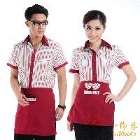 Đồng phục phục vụ nam nữ