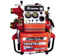 Máy bơm chữa cháy TUHATSU