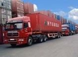 Vận tải quốc tế bằng đường bộ
