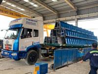 Đội xe tải thùng đa năng