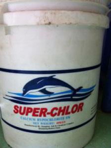Clorin - Ca(OCl)2