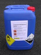 Hydro peroxide H2O2