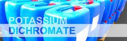 Potassium dicromate - K2Cr2O7