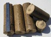 Viên nén gỗ thông