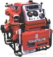 Máy bơm chữa cháy TOHATSU-V75GS