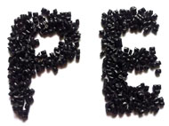 Hạt nhựa PE đen