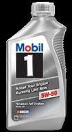 MOBIL 1 5W-50