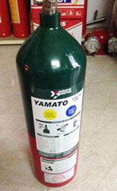 bình chữa cháy khí CO2 - 4.6 Kg Japan