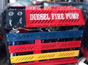 máy bơm chữa cháy Diesel- Hyundai