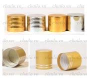 Nắp mạ vàng bạc
