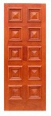 Cửa phòng gỗ gõ đỏ