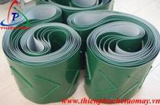 Băng tải PVC gân