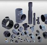 ống Nhựa và Phụ Kiện UPVC CPVC