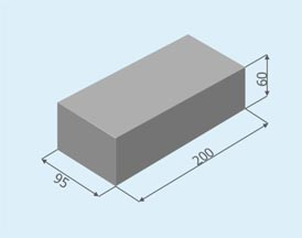 Gạch block đặc