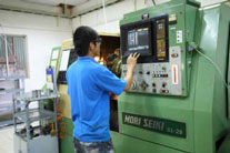 Dịch vụ tiện CNC