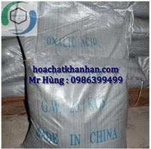 H2C2O4 - Axit Oxalic