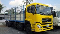 Vận chuyển bắng xe tải thùng