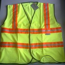 áo phản quang vải lưới