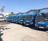 Cho thuê xe tải xe hơi