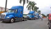 Dịch vụ kéo hàng container
