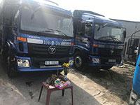 Xe tải Bắc Nam 10 tấn