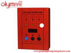 Bảng kiểm soát báo cháy