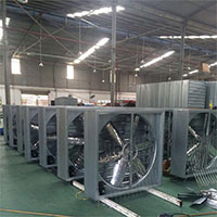 Hệ thống thông gió công nghiệp