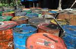 Phế liệu dầu nhớt