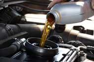 Thay dầu máy