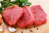 Thịt trâu tươi sống