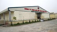 Nhà máy thức ăn thủy sản Dabaco