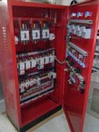 Tủ điều khiển bơm nước sạch và bơm PCCC