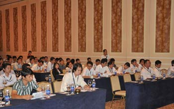 Tổ chức sự kiện hội thảo