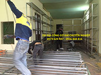 Dịch vụ nâng cấp nhà xưởng