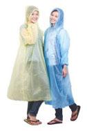 áo mưa dùng một lần
