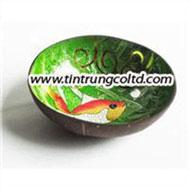 Chén dừa