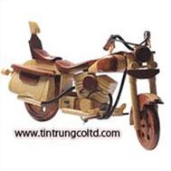 Moto gỗ