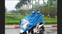 áo mưa đôi tình yêu