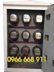 Vỏ Tủ Điện Composite 2 Mặt Cánh