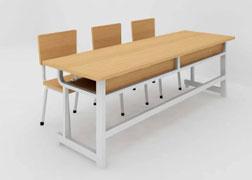 Bộ bàn ghế trường học