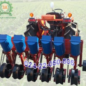 Máy gieo hạt và phân bón